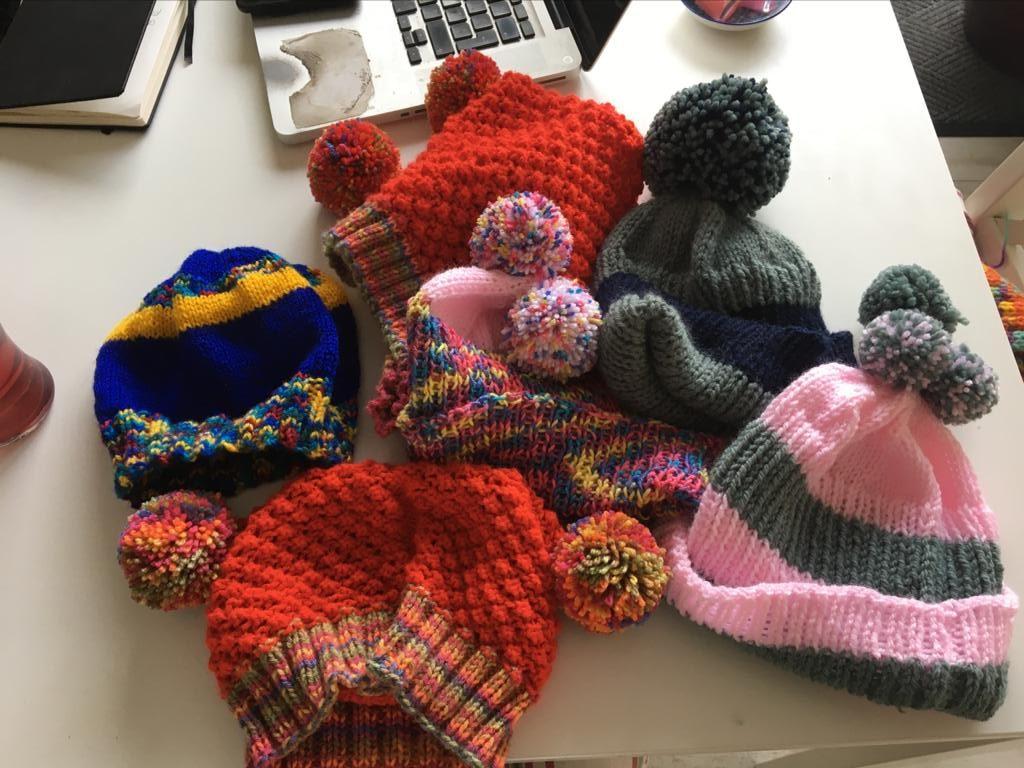 Teabag Hats